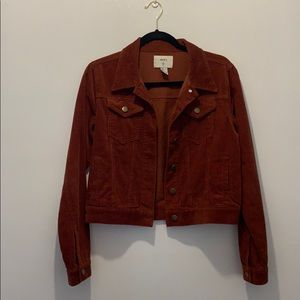 Forever 21 corduroy jacket